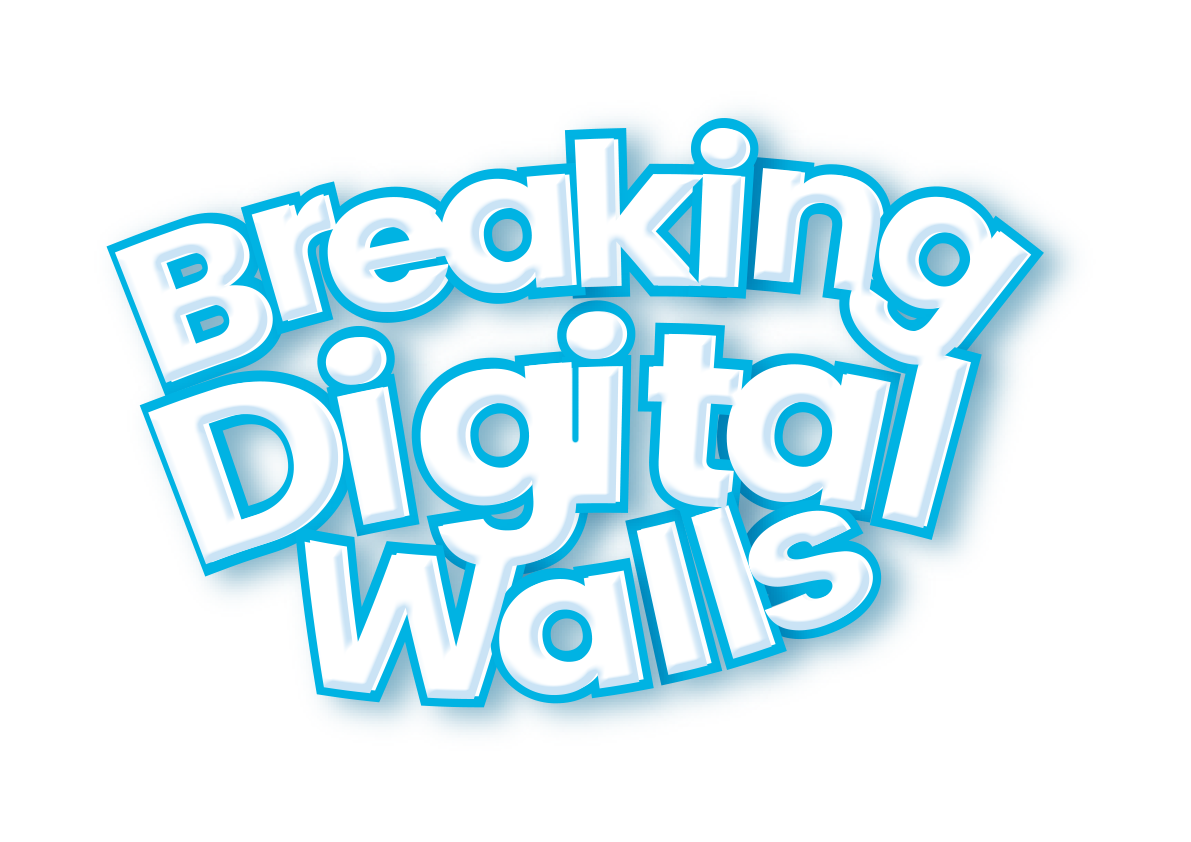 breaking digital walls logo